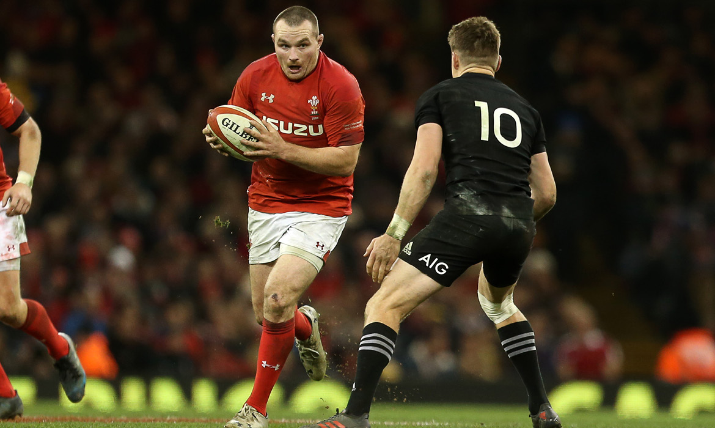 Wales v  New Zealand