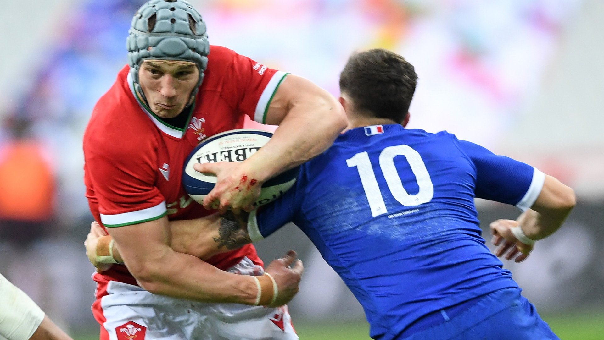 Wales v France